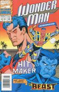 Wonder Man Annual Vol 1 2