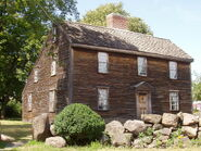 John Adams birthplace, Quincy, Massachusetts