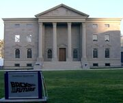 Courthouse-backlot