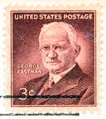 George Eastman stamp