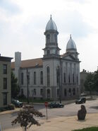 Clinton County Pennsylvania Courthouse