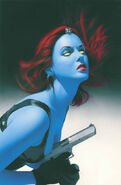 Mystique Vol 1 11 Textless