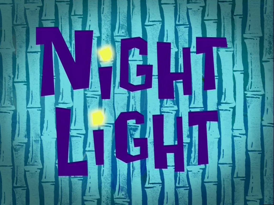 spongebob reviews season 5 friend or foe the original fry cook night light your face has a blog. Black Bedroom Furniture Sets. Home Design Ideas