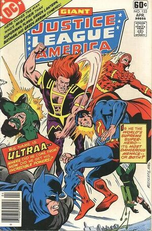 Cover for Justice League of America #153