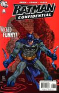 Batman Confidential 8