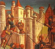 Siege of Constantinople