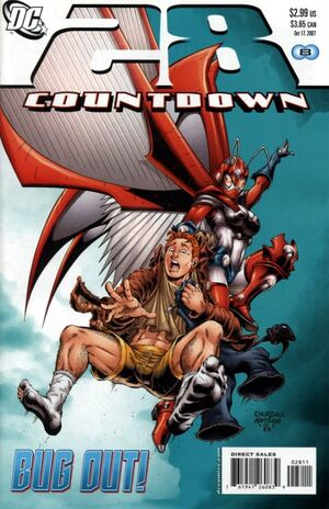 Cover for Countdown #28