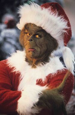 Jim Carrey Grinch