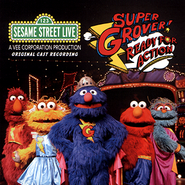 Super Grover! Ready for Action (soundtrack)