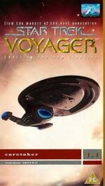 VOY 1.1 UK VHS cover