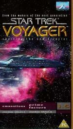 VOY 1.5 UK VHS cover