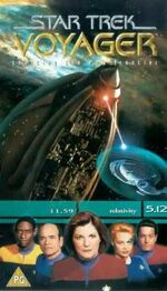 VOY 5.12 UK VHS cover
