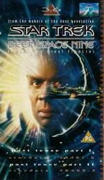 DS9 3.6 UK VHS cover