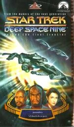 DS9 7.9 UK VHS cover