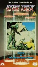 TOS vol 11 UK VHS cover