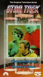 TOS vol 37 UK VHS cover