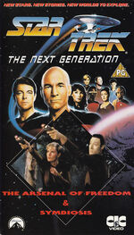 TNG vol 11 UK VHS cover
