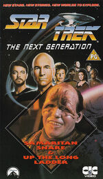 TNG vol 22 UK VHS cover