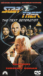 TNG vol 39 UK VHS cover