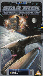 TNG 4.1 UK VHS cover