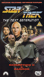 TNG vol 51 UK VHS cover