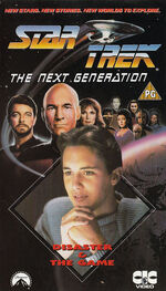 TNG vol 53 UK VHS cover