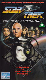 TNG vol 62 UK VHS cover