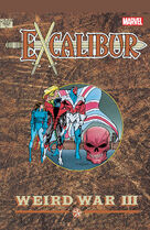 Excalibur Weird War III Vol 1 1