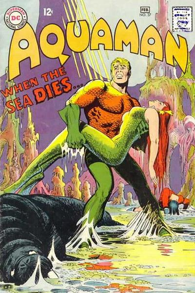 Classic Comic Covers - Page 3 Aquaman_Vol_1_37