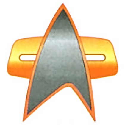 Starfleet 2370s insignia