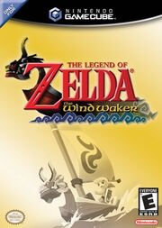 Legend of Zelda The Wind Waker (NA)