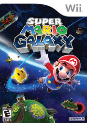 Super Mario Galaxy (NA)