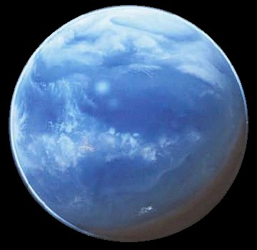 Star Wars Mon Calamari Planet