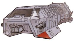 Gamma-class assault shuttle SotG