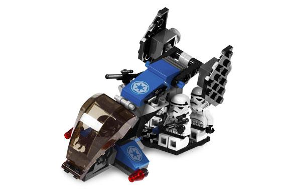 Lego Imperial Dropship. Lego Star Wars. возраст. от 6 лет.