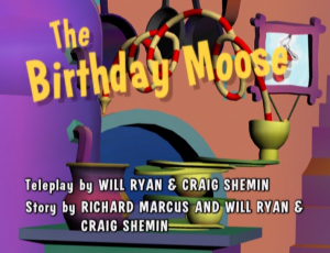 Birthdaymoose