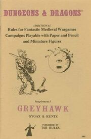 Greyhawk Supplement 1975