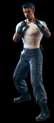 Biohazard : Code Veronica X (Resident Evil : Code Veronica X) Rodrigo