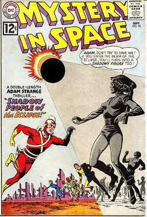 Cover for Mystery in Space #78