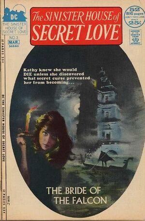 Cover for Sinister House of Secret Love #3