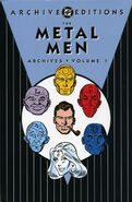 Metal Men Archives, Volume 1