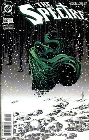 Cover for Spectre #62