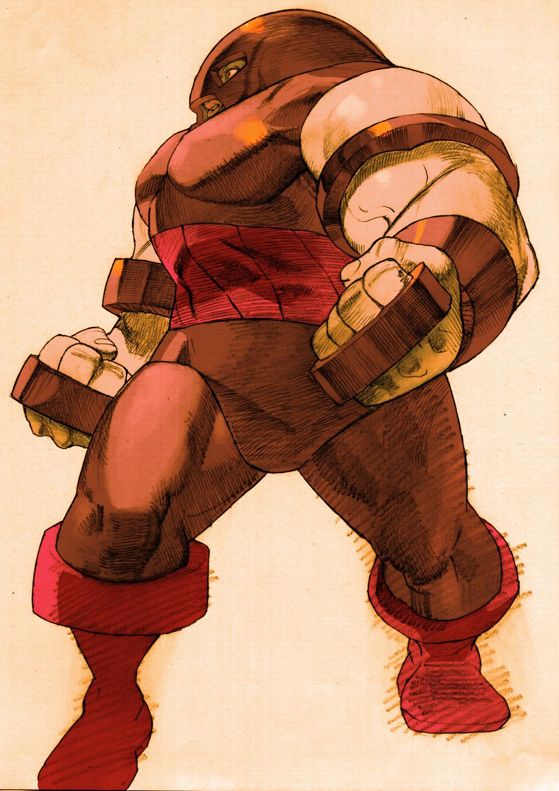 Juggernaut - Marvel vs  Capcom WikiX Men Juggernaut