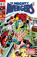 Avengers Vol 1 66