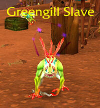 Greengill Slave