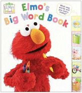 Elmo&#39;s Big Word Book