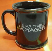 Downpace Voyager mug