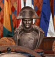 Napolon Bonaparte bust