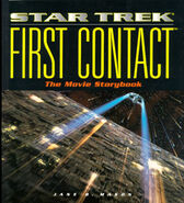 First Contact - Movie Storybook