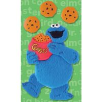Cookiemonsterjumbosticker